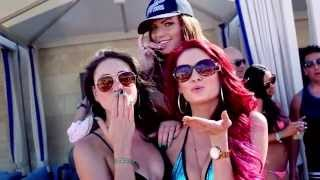 Sapphire Dayclub in Las Vegas Grand Opening Splash