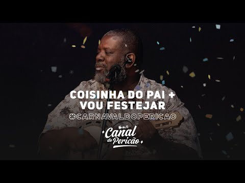 Péricles - Coisinha do pai / Vou Festejar (Medley de Carnaval)