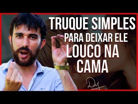 TRUQUE SIMPLES PARA DEIXAR ELE LOUCO NA CAMA