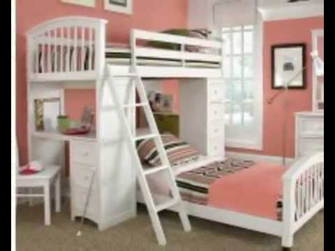 Cool Bunk Beds For Girls Youtube