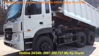 Xe ti hyundai HD 270,xe tai hyundai 15 tn Hyundai K Duy n 0967.200.727 смотреть