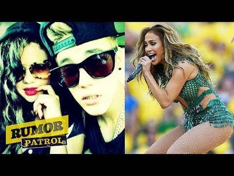 Justin Bieber Wins Selena Back? Did Jennifer Lopez Lip Sync World Cup Performance? (Rumor Patrol)