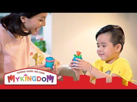 PlayDoh Việt Nam - Hãy chơi với con