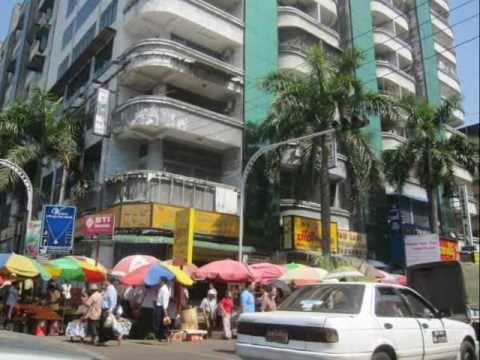 Lanmadaw Chinatown Market, Yangon 2011