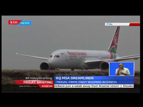 Kenya Airways has increased capacity on the Mombasa route ahead of the festive season
