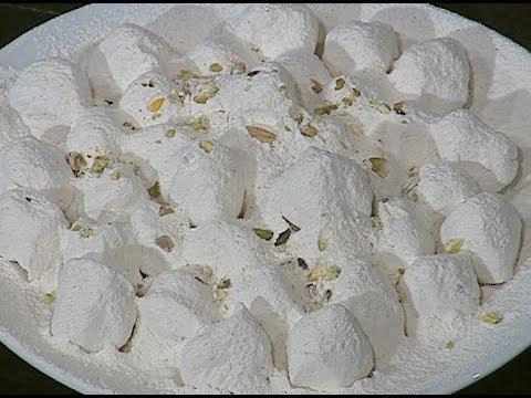 طريقة عمل المن والسلوى من الشيف محمد فوزى حلقه مطبخ الراعي  ( من السما العراقي )