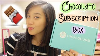 Chococurb Unboxing | Chocolate Subscription Box