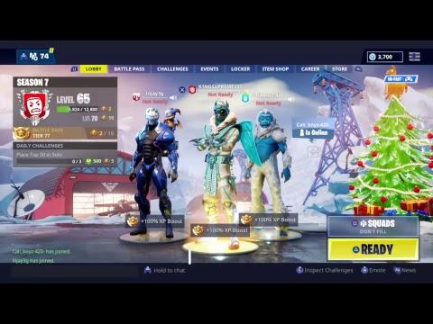 K1NGSUPREME337's Live PS4 Broadcast