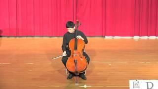 D.Shostakovich:Cello Concerto No. 1 in E-flat major, Op. 107, 1st mvt.