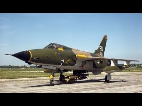 REPUBLIC F 105 THUNDERCHIEF DOCUMENTARY WINGS