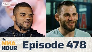 The MMA Hour: Episode 478 (w/ Jon Fitch, Deron Winn)