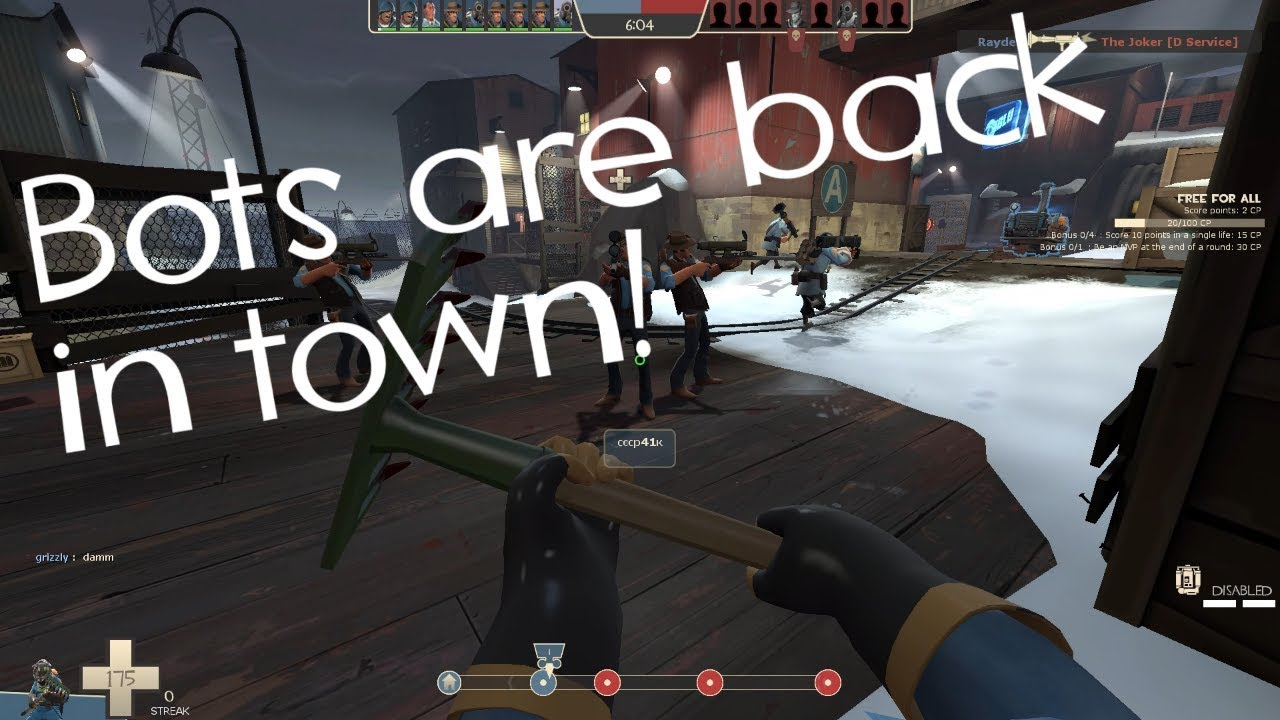 TF2 - Bots are back in town!