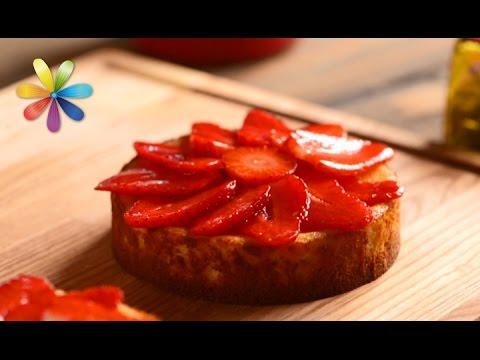 Чизкейк классический рецепт с клубникой фото