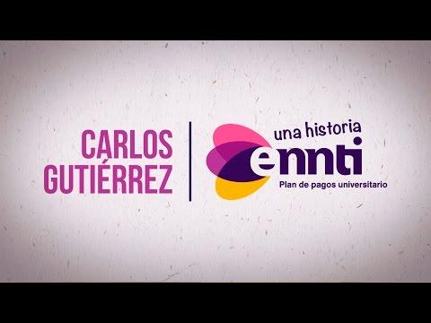 ennti cambiando historias, mejorando el futuro - Carlos Gutiérrez