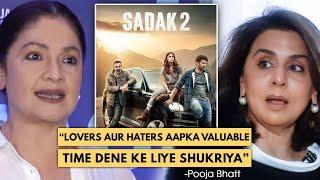 Pooja Bhatt's EPIC Reply On Sadak 2 Trailer Dislikes, Ranbir's Mom Neetu Kapoor REACTS