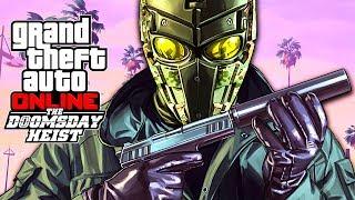 DOOMSDAY HEIST!! - NEW GTA 5 UPDATE (Part 2)