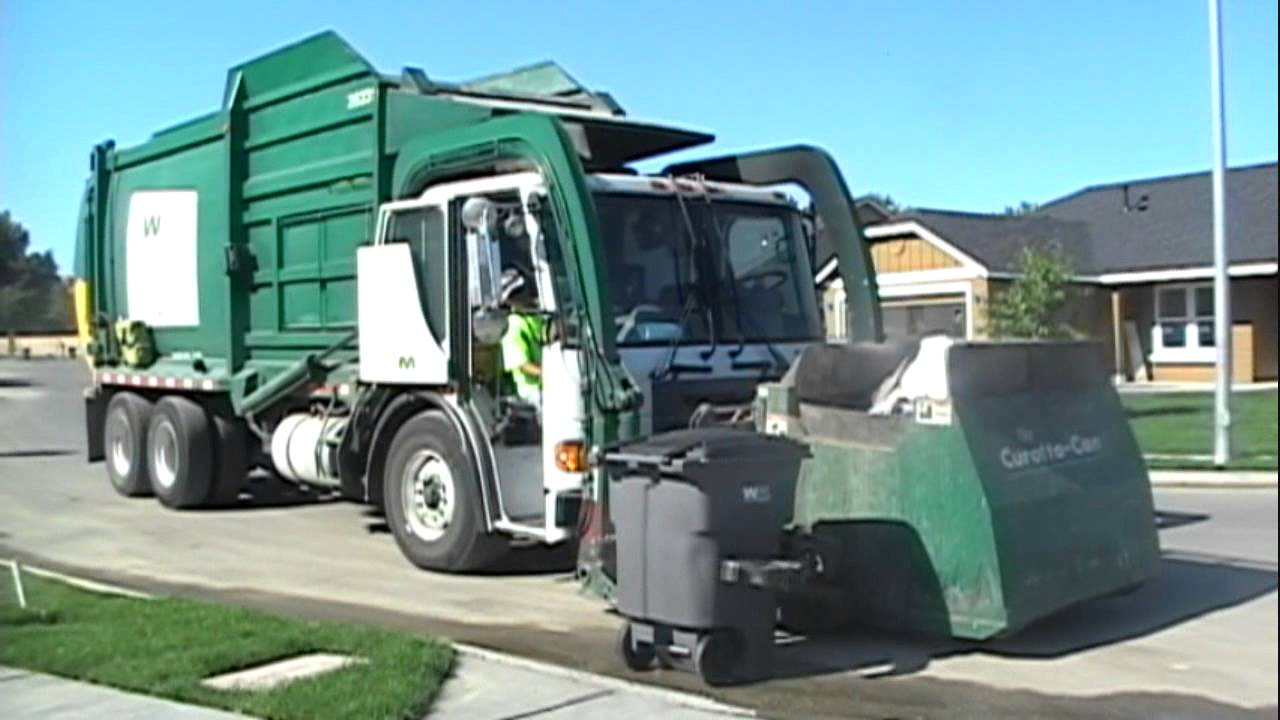 Image result for garbage truck pictures