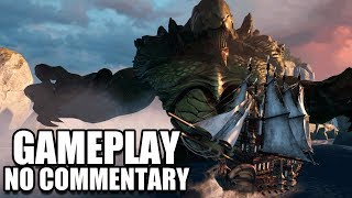 MAELSTROM - Gameplay / No Commentary - Fantasy Naval Combat