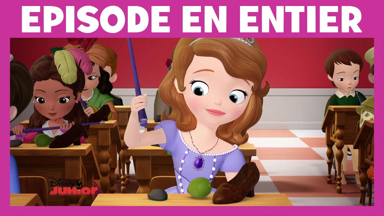 Princesse sofia ch re sofia les joies de l 39 cole youtube - Jeux de princesse sofia sirene gratuit ...