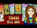 PISCES APRIL 2019 Awaken Love Again! Tarot psychic reading forecast predictions
