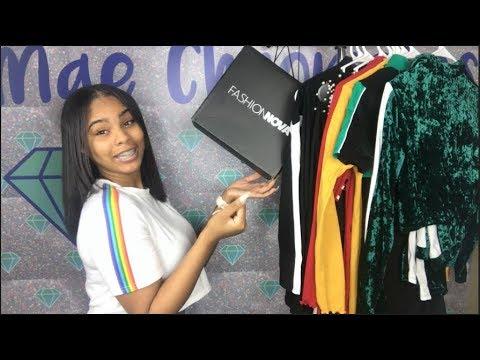 Fashion Nova DRESSES Try-On Haul { Part 1 }