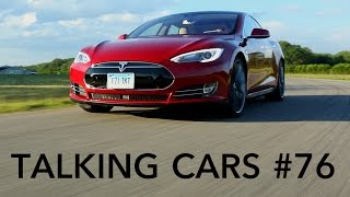 Talking Cars with Consumer Reports #76: Tesla Model S P85D: Final Test Results | Consumer Reports