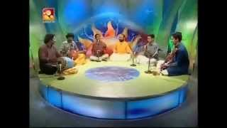Abishek Raghuram-PoornaChandrika-Palukavemina- Courtesy Amirtha TV