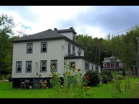 Home For Sale in Poland Maine - 575 White Oak Hill Road