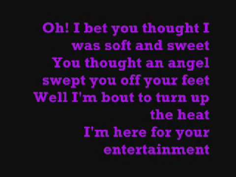 For Your Entertainment : Adam Lambert : Lyrics!