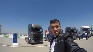 Yeni Nesil Scania Türkiye Lansmanı / Scania S730 Tanıtımı / İstanbulPark #nextgenscania #scania