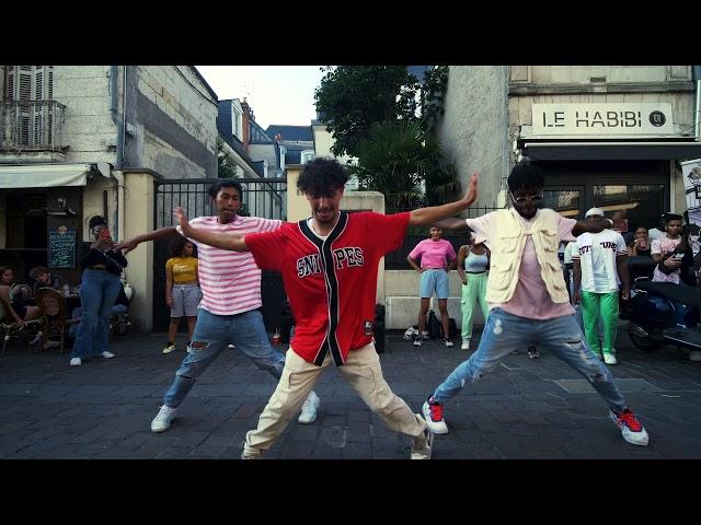 Tours 2021 | Street Show Part 2 | 2. Chance Saarland x Dance Hope