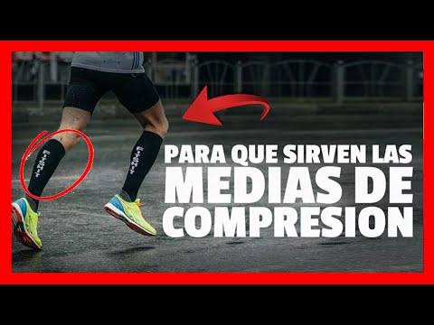 3ece2e977 PARA QUÉ SIRVEN LAS MEDIAS DE COMPRESIÓN - YouTube
