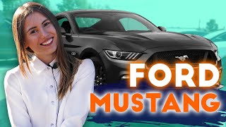Ford Mustang 2017   обзор американской классики. Дизайн и технические характеристики  13