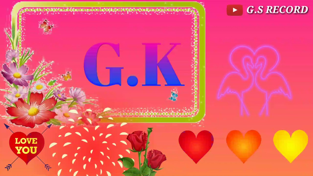Heart G Love K Wallpaper