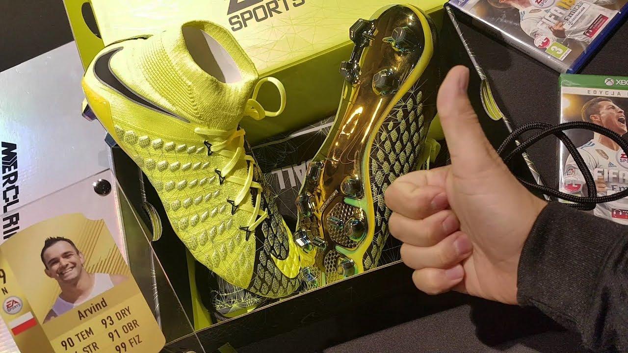 najniższa zniżka szczegóły dla najnowszy KORKI z okazji premiery FIFA 18!   Nike Hypervenom 3 EA SPORTS