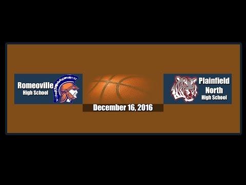 Romeoville High School Varsity Basketball December 16, 2016