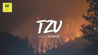 (free) Dark 90s old school boom bap type beat x hip hop instrumental | 'Tzu' prod. by HOMAGE
