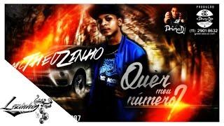 MC Theuzinho - Quer Meu Numero (PereraDJ) (Áudio Oficial) Lezinho Funk Official 2015