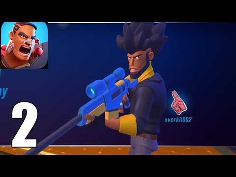 Rumble League ( IOS / Androi ) Gameplay #2 - Competitive