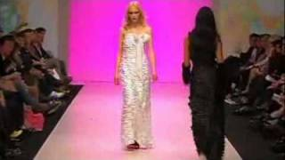 2009 Barbie By David Dixon Fashion Show