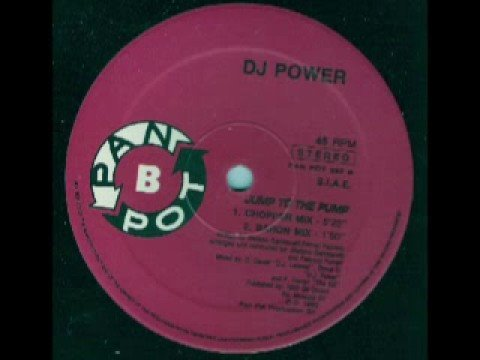 DJ Power - Jump To The Pump (Lelewel Mix)