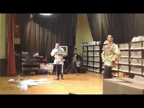 Omaha Nebraska Russian dancers balalaika garmoshka trio