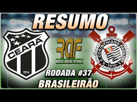 CearáSC x Corinthians Ao Vivo l Campeonato Brasileiro