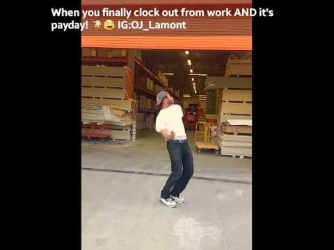 When you finally clock out from work! 😂💃 - YouTube