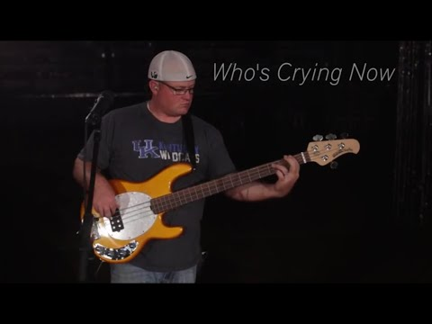 Who's Crying Now Lexington Lab Band