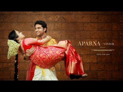 Guruvayur Wedding Film Of Aparna And Vinish