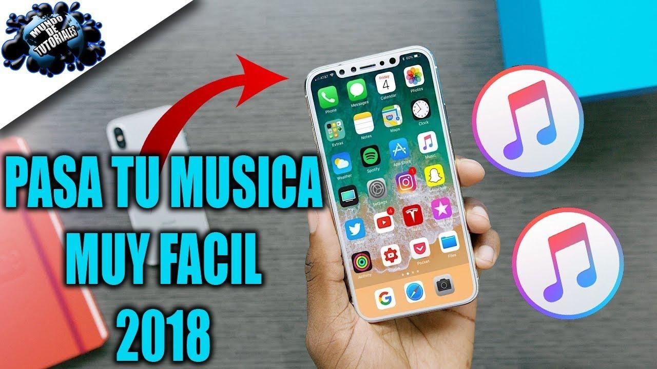 Como transferir la musica de tu iPhone, iPod o iPad a tu ...