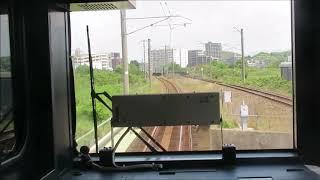 JR九州813系RG1002編成 福北ゆたか線 桂川⇒直方 前面展望動画