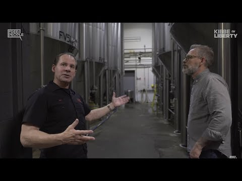 Beer Is Freedom: Flying Dog Brewery   Part 1