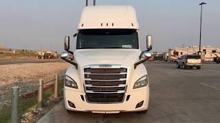 Дальнобой По США Обзор Freightliner Cascadia